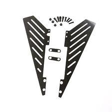 Carbon fiber side rail plate set for 1/5 hpi km rovan baja 5b rc car parts