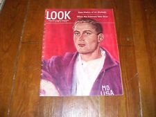 Alcoholics Anonymous Collectors! EXTREMELY RARE LOOK MAGAZINE JUNE 26,1945 ON AA