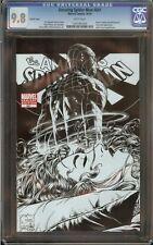 Amazing Spider-Man #641 CGC 9.8 HTF Sketch Variant 1:100