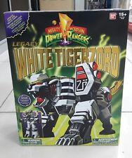 Bandai Legacy White Tiger zord Megazord MISB Free Ship