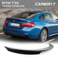 Stock IN US For BMW F36 Gran Coupe 428i 435i P-Style Trunk Spoiler Unpainted