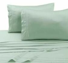 MARWAH CORPORATION Rayon from Bamboo 300 Thread Count Sateen Pillowcase Set