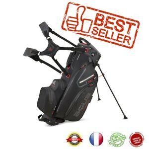 Sac trépied série Aqua Hybrid 2 Black BIG MAX Golf Sport Loisir