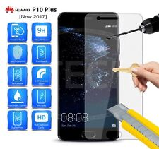 Huawei P10 Plus 2017 2.5D Tempered Glass Screen Protector (Clear)