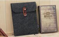 For Kobo Aura One 7.8inch ereader Felt Case Cover Sleeve bag Pouch Carry Case