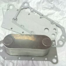 CUMMINS 8.3L/6CT OIL COOLER WITH GASKET.