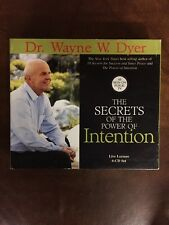 The Secrets of the Power of Intention by Wayne Dyer (2004, CD, Unabridged)