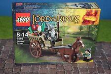Lego 9469 the Lord of the Rings la llegada de Gandalf arrives nuevo misb
