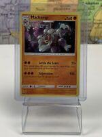 SHIPS SAME DAY Pokemon MACHAMP 65/145 - Guardians Rising RARE HOLO