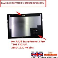 12.6'' NV126A1M-N51 LCD Touch Screen For ASUS Transformer 3 Pro T303UA T303U UK