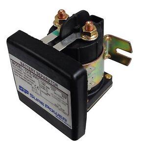 Sure Power 1315-200 - Bi-Directional Battery Separator - 12V 200 Amp
