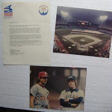 (3) 1983 Chicago White Sox All-Star Game 50th Anniversary Souvenir Items: