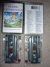 'Classic Experience II' Double Cassette Tape Compilation 36 Popular Classics
