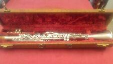 Metal Body Vintage Clarinets | eBay