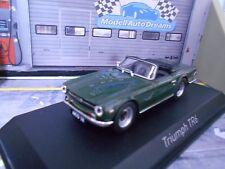 TRIUMPH TR6 TR 6 Roadster 1970 offen british green grün NEU NEW Norev 1:43