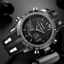 Readeel Luxury Watches Men Waterproof LED Digital Quartz Military Wrist Watch