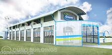"DuroSPAN Steel 40x144x20 Metal Custom Roof Building Kit ""As Seen on TV"" DiRECT"