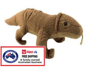 1 X PLUSH KOMODO DRAGON 30CM teddy gift soft toy stuffed animal bedtime reptile