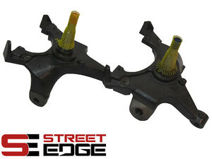 KMT 2 Drop Lowering Spindles compatible with 1988-1998 Chevy//GMC C15 C1500 C2500 2WD Trucks SUVs