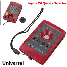 Car Motor Engine Oil Quality Detector Gas Diesel Fluid Analyzer Oil Tester Tool