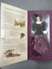 Hallmark Holiday Traditions Barbie 1996 Holiday Homecoming Collector Series