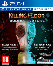 Killing Floor Double Feature (PS4 PSVR)  BRAND NEW AND SEALED - QUICK DISPATCH