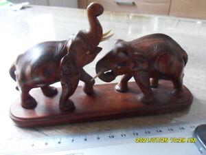 Elefanten aus Indien aus Holz