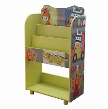 Kid Safari Bookshelf