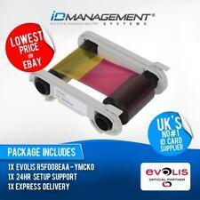 Evolis Primacy YMCKO R5F008EAA Colour Ribbon • 300 Prints • Free UK Delivery