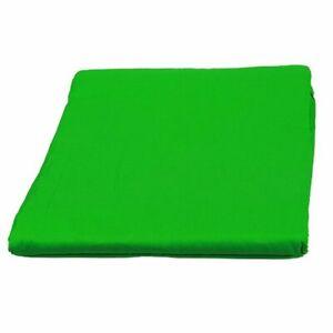 Green screen Chroma Key Green Screen Fabric For Zoom Tik Tok OBS Background (2M)