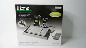 ihome charge your world ib967 for iphone ebook black berry and ipod