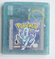 AUTHENTIC Pokemon Crystal Version New Save Battery GBC #6