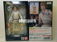 bandai S.H.Figuarts Star Wars Episode 4 A New Hope LUKE SKYWALKER action figure