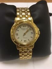 Geneva Sapphire Ladies Black Ceramic Bracelet Dress Quartz Watch 85102M