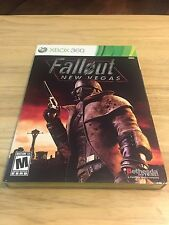 *Brand New* Fallout: New Vegas (Microsoft Xbox 360, 2010) *First Edition!!*