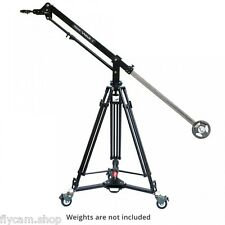 Proaim   DSLR / Video Camera 7'Crane Jib Boom & Stand w Alum Mount Free Storage