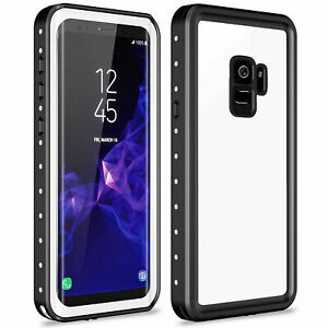 For Samsung Galaxy S9 / S9 Plus Life Waterproof Case Shockproof Dustproof Cover