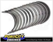 Conrod Bearing set Holden V6 3.0L LFW 3.2L LU1 3.6L LCA LFX LW2 Alloytec 6B2270A