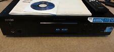 DENON DCD-720AE CD Player Hi-fi Separates Compact Disc Black USB