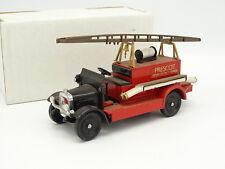 Kit Monté Base Corgi 1/43 - Camion Pompiers Fire Engine Prescot