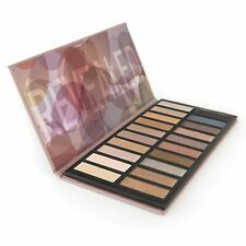Coastal Scents Revealed Makeup Palette Nude & Metallic Hues, 20 Shades, New