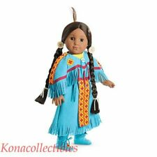 American Girl Kaya Pow Wow Dress of Today New! Retired! New-Less Than Perfect