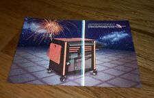 Magic Motion Action postcard Spectrum Industries Chippewa Falls Wisconsin unused