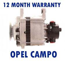 OPEL - CAMPO - (TF_) 3.1 TD (TFR69) PICKUP 1992 1993 1994 - 2015 RMFD ALTERNATOR