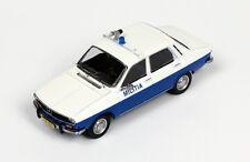DACIA 1300 1969 Militia Police IST183 IXO 1:43