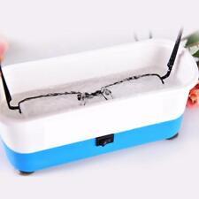 2 in 1  professionelle Ultraschall Brillenreiniger-Reinigungsmaschine