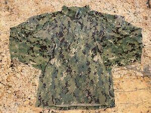 *All Digi* Patagonia AOR2 Level 9 L9 Combat Shirt, Large Reg, SEAL AOR1 Crye LBT