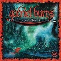 GABRIEL BURNS - 43/FERN VON ALLEN TIEFEN  CD NEU