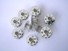 10 BERNINA SEWING MACHINE BOBBINS ARTISTA,ACTIVA,VIRTUOSA,AURORA 135,140,160,120