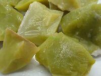 Natural LEMON JADE Rough Rock - 2000 Carat Lots - Nice Quality Jade, Very Unusal